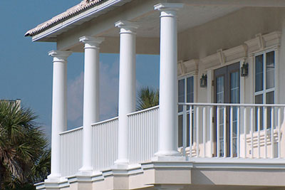 Hb g columns millwork distributors inc for Permacast columns